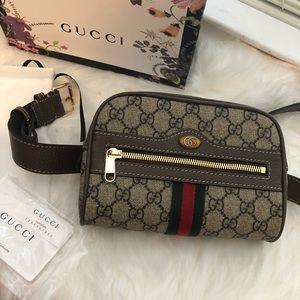 Ophidia GUcci small belt bag / crossbody bag